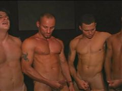 This is what goes on in a gay strip bar !!!^48:05